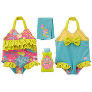 Funrise Toy Corp. Baby Alive Poolside Cutie 2-in-1 Reversible Bathing Suit (Medium) at Kmart.com