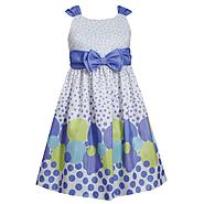 Ashley Ann Girl's Sleeveless Party Dress - Polka Dot at Sears.com