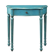 Inspired by Bassett Kincaid Console Table in Azure Finish at Kmart.com