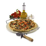 Sandra by Sandra Lee Pizza Stone 3 Piece Set at Kmart.com