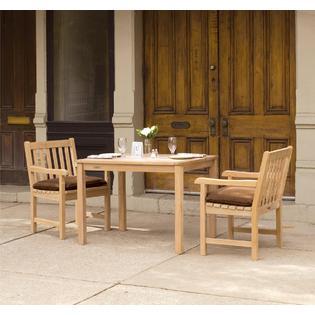 """Oxford Garden Hampton Commercial Grade 32"""" Dining Table"""