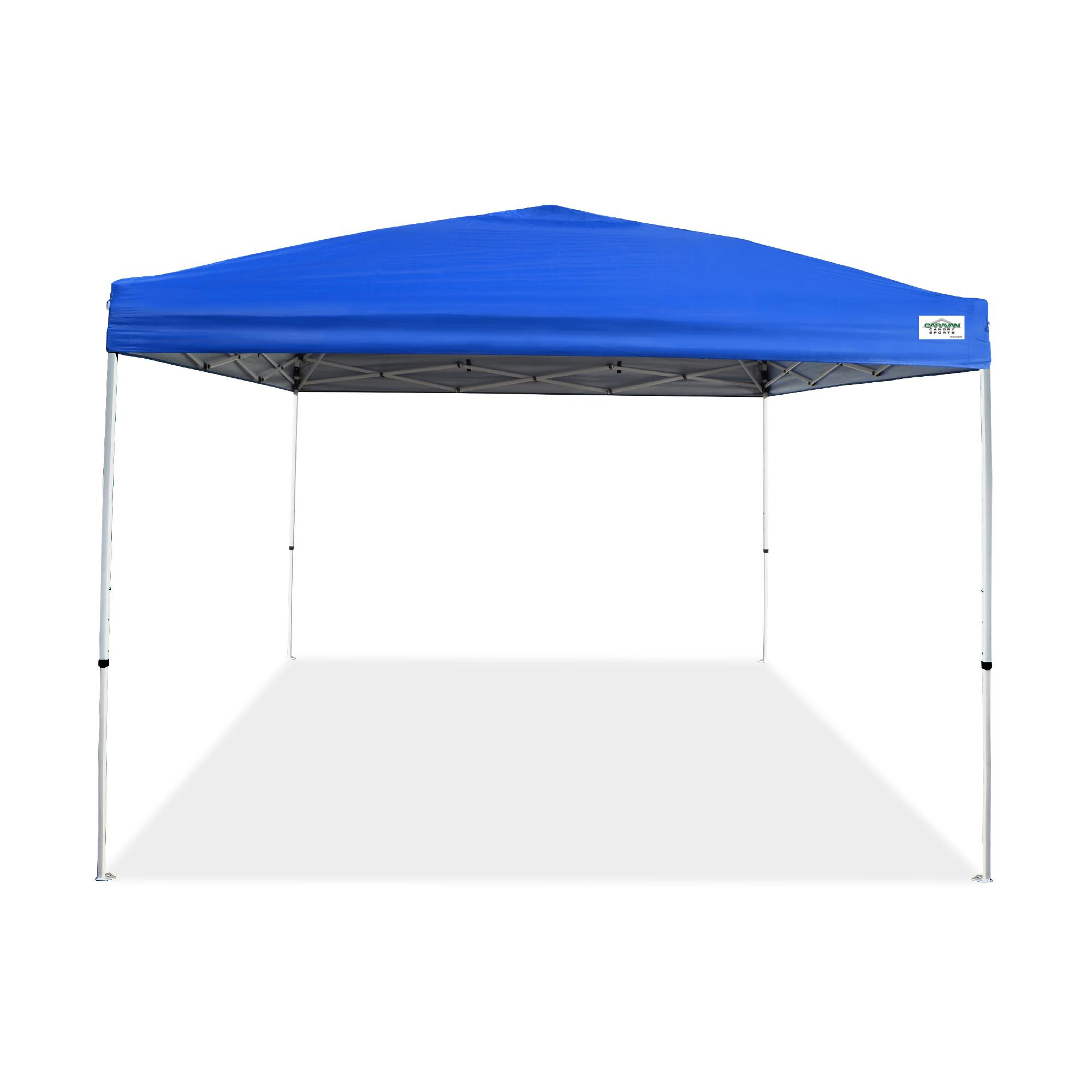 Caravan Canopy 10x10 V Series Pro 2 Instant Canopy Kit Blue