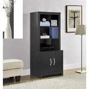Altra Woodland Espresso Media Stand / Bookcase at Kmart.com