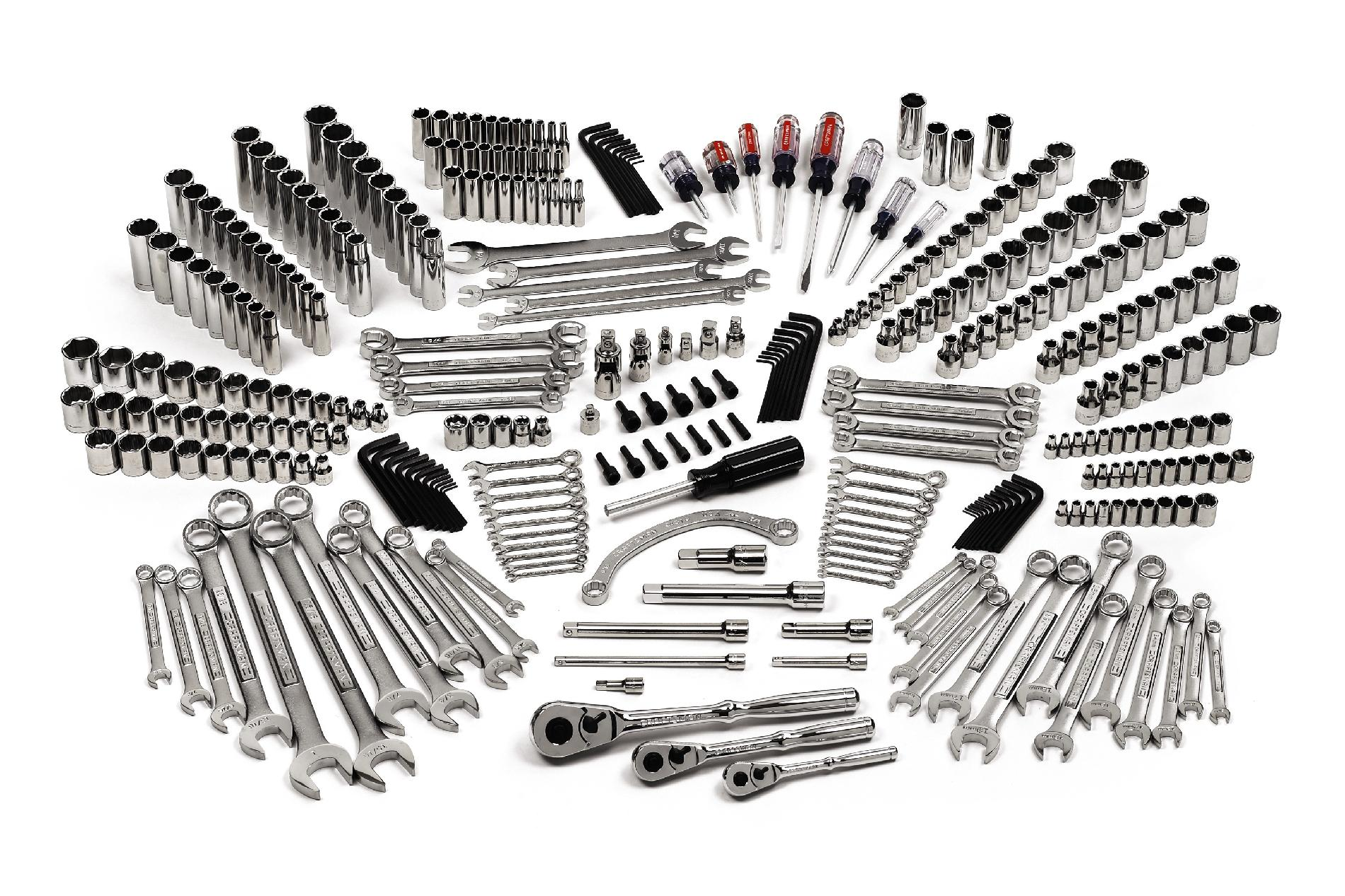 348-pc-Mechanics-Tool-Set