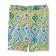 Toughskins Girl's Bike Shorts - Abstract at Sears.com