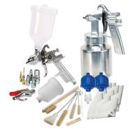 Campbell Hausfeld 2 SPRAY GUN KIT W ACCS at Sears.com