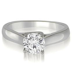 AMCOR 0.35 Carat Round Cut 14K White Gold Diamond Engagement Ring at Kmart.com