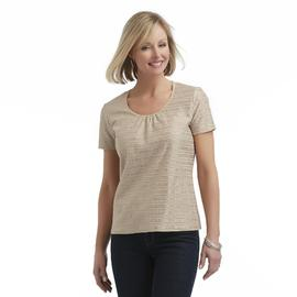 Jaclyn Smith Women's Scoop Neck Top at Kmart.com