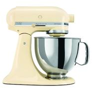 KitchenAid Artisan® Series Almond Cream 5 Quart Stand Mixer at Sears.com