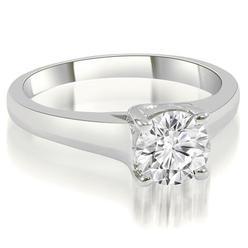 AMCOR 0.45 cttw Round-Cut 18k White Gold Diamond Engagement Ring at Kmart.com
