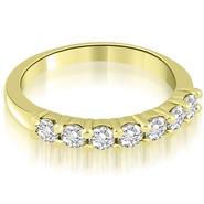 AMCOR 0.70 Cttw Round-Cut 14K Yellow Gold Wedding Band at Kmart.com