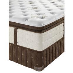Stearns Foster Signature Huddersfield Luxury Plush Euro Pillowtop Twin Mattress Ii Only