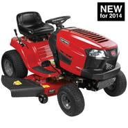 "Craftsman 17.5 HP 42"" Auto Transmission Lawn Tractor – non CA at Craftsman.com"