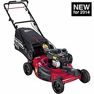 "Craftsman 150cc OHV Briggs & StrattonGold Series Engine, 22"" All-Wheel Drive Lawn Mower at Sears.com"