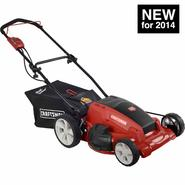 "Craftsman 13 Amp, 21"" 3-in-1Electric Push Lawn Mower at Sears.com"