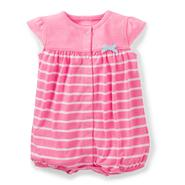 Carter's Newborn & Infant Girl's Creeper - Striped at Sears.com