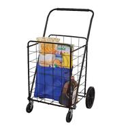 Helping Hand 4 Wheel Super Deluxe Swiveler Shopping Cart at Kmart.com