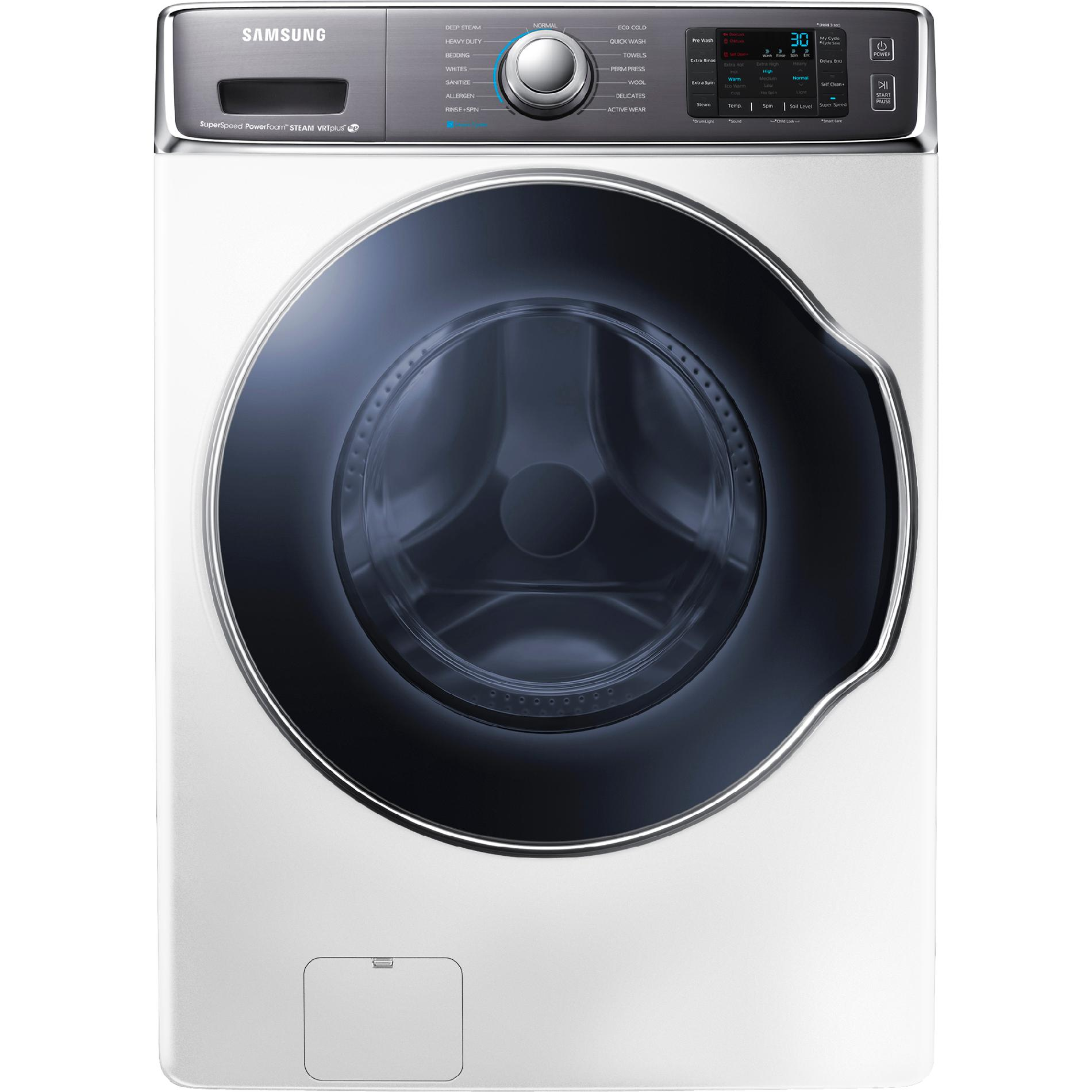 WF56H9100AW 5.6 cu. ft. Front-Load Washer - White