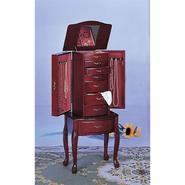 Venetian Worldwide The FLEURETTA 8 Drawer Jewelry Armoire Collection at Sears.com