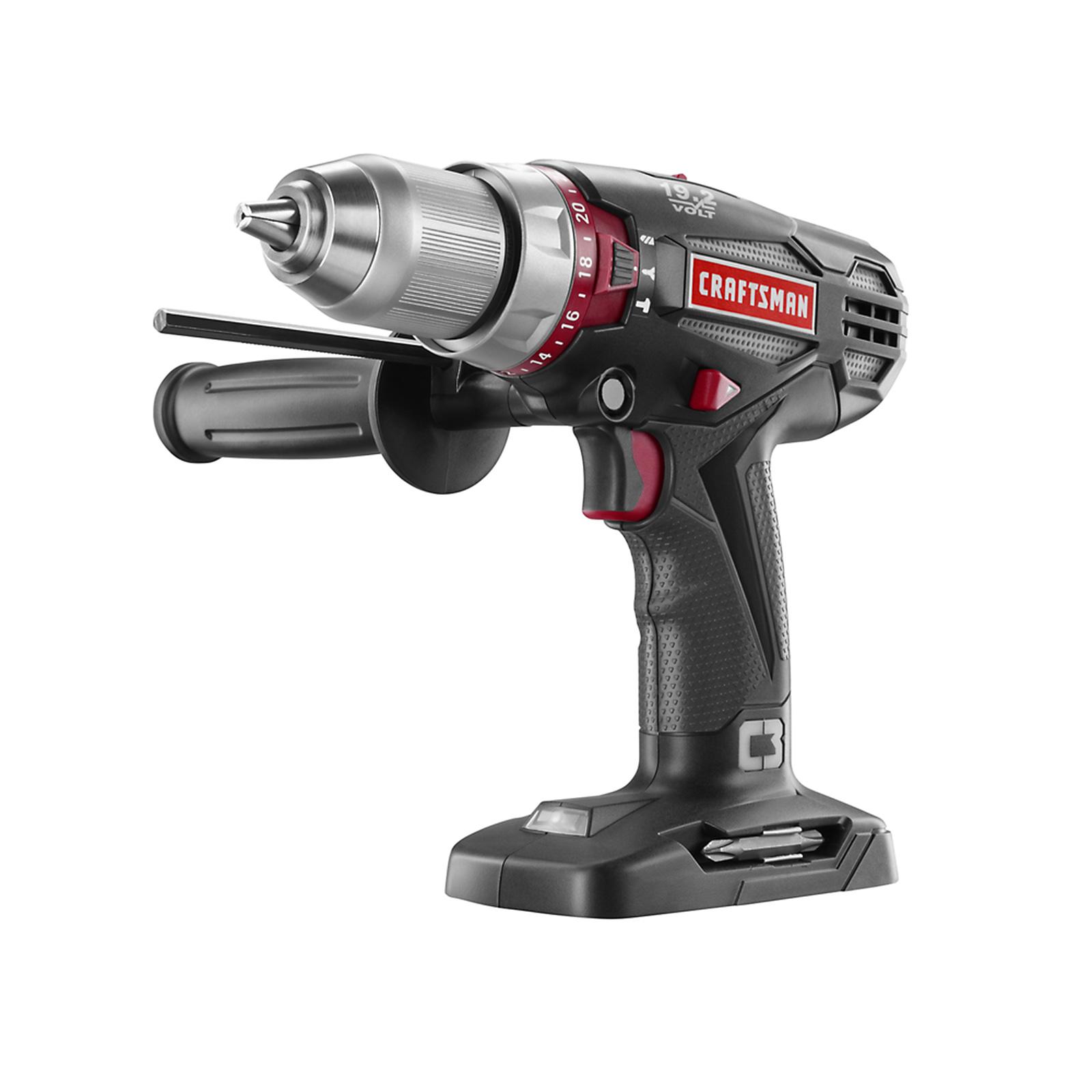 craftsman c3 hammer drill add on tool rh kmart com Craftsman Snow Blower Parts Manuals Craftsman Repair Manual