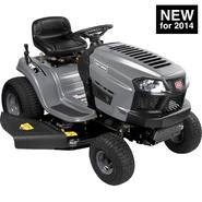 "Craftsman 420cc 42"" Step Through Frame Lawn Tractor – Non CA at Craftsman.com"