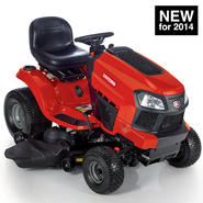"Craftsman 22 HP V-Twin 48"" Turn Tight Fast Tractor - CA Only at Craftsman.com"