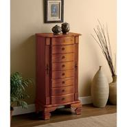 Venetian Worldwide The CHARLOTTE 7 Drawer Jewelry Armoire at Sears.com