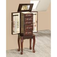 Venetian Worldwide The DELPHINE 5 Drawer Jewelry Armoire at Sears.com