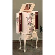 Venetian Worldwide The ANTOINETTE 7 Drawer Jewelry Armoire at Sears.com