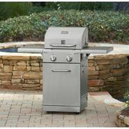 Kenmore 2 Burner Small Space Stainless Steel Gas Grill at Sears.com