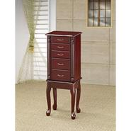 Venetian Worldwide The JACQUELINE 4 Drawer Jewelry Armoire Collection at Sears.com