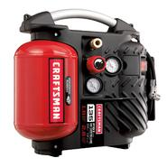 Craftsman AirBoss™ 1.2 Gallon  Oil-less Air Compressor and Hose Kit at Craftsman.com