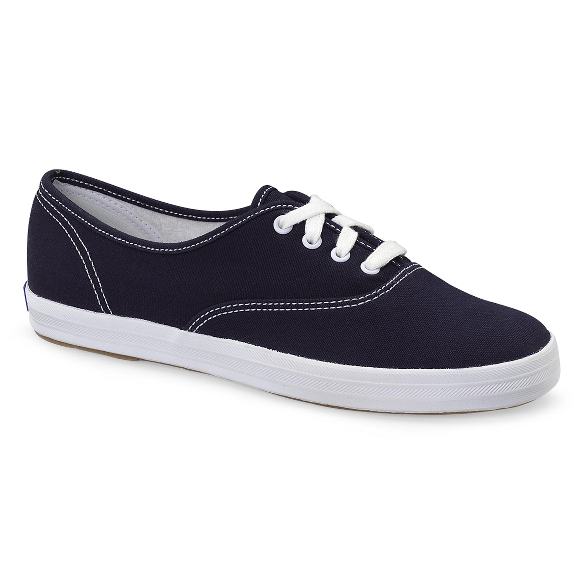 1150e2ca43692 UPC 044209486197 - Keds Women s Champion Originals Navy Sneaker ...