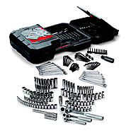 Craftsman 192 pc. Mechanics Tool Set with Trifold Case at Kmart.com