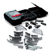 Craftsman 192 pc. Mechanics Tool Set with Trifold Case at Craftsman.com