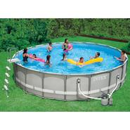 Intex 20 ft. x 52 in. Ultra Frame Pool Set at Sears.com
