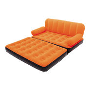 Bestway 2-in-1 Chair w/Pump - Orange at Sears.com