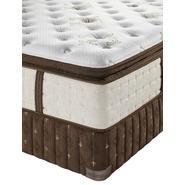 Stearns & Foster Signature Huddersfield Luxury Plush Euro Pillowtop, Twin XL Mattress Set at Kmart.com