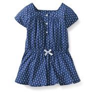Carter's Girl's Short-Sleeve Tunic - Geometric Print at Sears.com