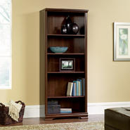 Sauder Carolina Estate 5 Shelf Bookcase at Kmart.com