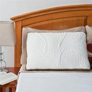 Sleep Revolution Dual-Sided Memory Foam and Microfiber Pillow, 2-pack Queen-size at Sears.com