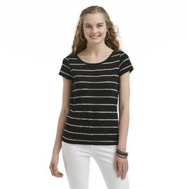 Bongo Junior's Twist Back Top - Striped at Sears.com