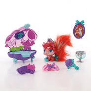 Disney Princess Palace Pets Beauty and Bliss Playset - Ariel's Kitty Treasure at Sears.com
