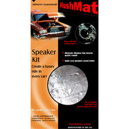 HUSHMAT 6x12 Speaker Sound Damping Kit at Sears.com