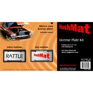HUSHMAT License Plate Sound Dampening Kit at Sears.com