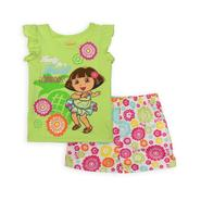Nickelodeon Infant & Toddler Girl's Top & Shorts - Floral at Sears.com