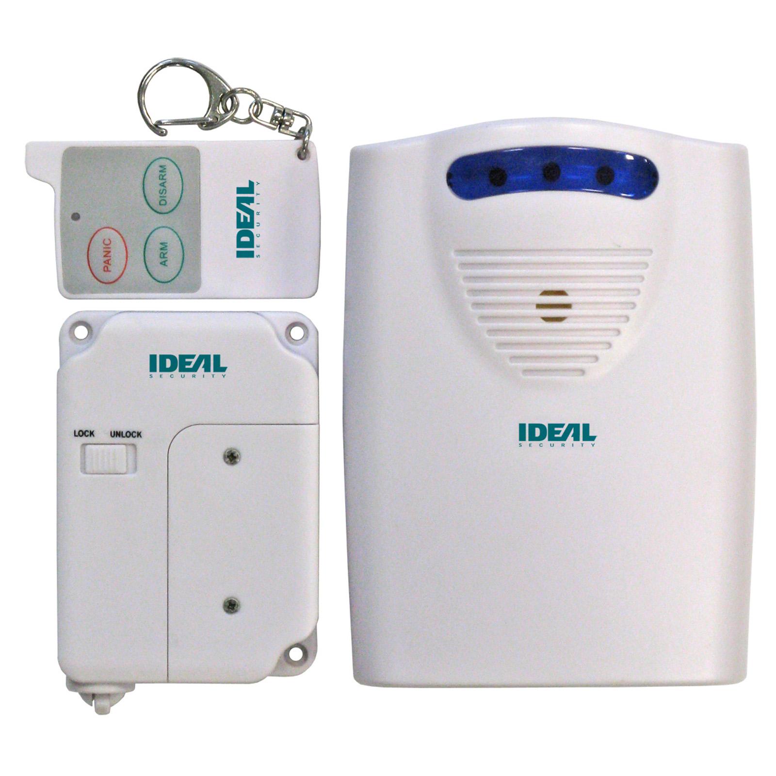 Ideal Security Inc. Wireless Garage Door Alert