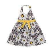 Blueberi Boulevard Infant & Toddler Girl's Halter Dress - Floral Gingham at Sears.com