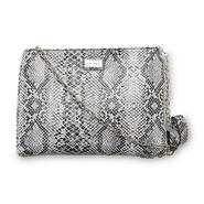 Sofia by Sofia Vergara Women's Faux Leather Clutch - Snakeskin at Kmart.com