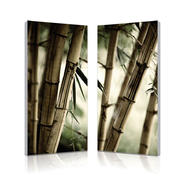 Baxton Studio Bamboo Stalks Mounted Photography Print Diptych at Kmart.com
